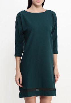 Платье Baon                                                                                                              зелёный цвет