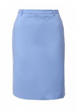Юбка Baon                                                                                                              голубой цвет