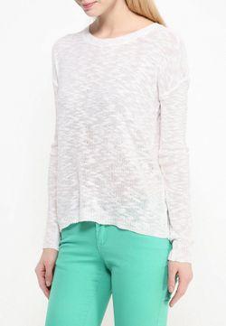 Джемпер Baon                                                                                                              белый цвет