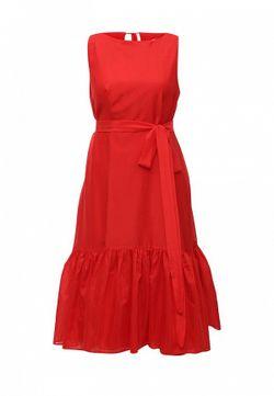 Платье Baon                                                                                                              красный цвет