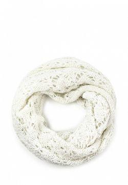 Шарф Baon                                                                                                              белый цвет