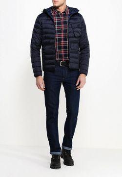 Куртка Утепленная Barbour                                                                                                              синий цвет