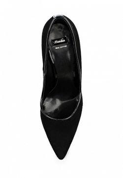 Туфли Bata                                                                                                              чёрный цвет