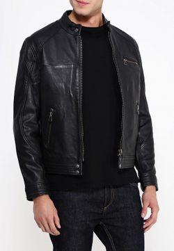 Куртка Кожаная Bata                                                                                                              черный цвет