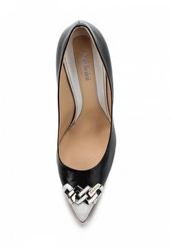 Туфли Baldinini                                                                                                              чёрный цвет