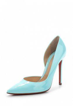 Туфли Baldinini                                                                                                              голубой цвет