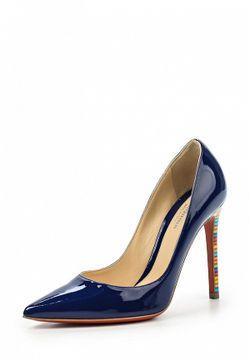 Туфли Baldinini                                                                                                              синий цвет