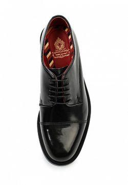 Туфли Base London                                                                                                              черный цвет