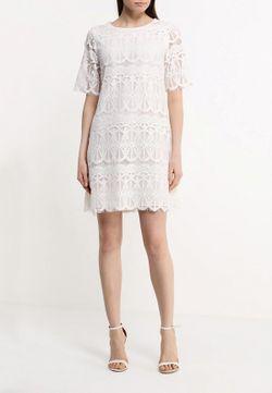 Платье BCBGeneration                                                                                                              белый цвет