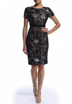 Платье BCBGMAXAZRIA                                                                                                              чёрный цвет