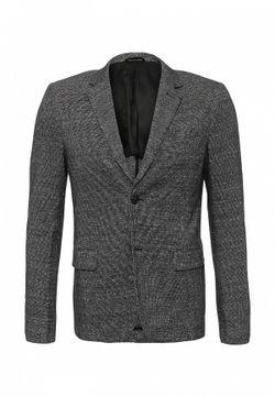 Пиджак United Colors Of Benetton                                                                                                              серый цвет