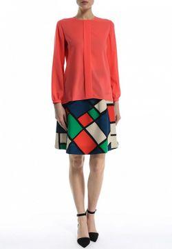 Блуза Be In                                                                                                              Коралловый цвет