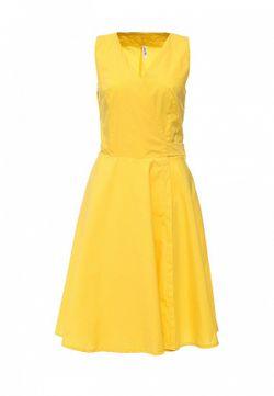 Платье Be In                                                                                                              желтый цвет