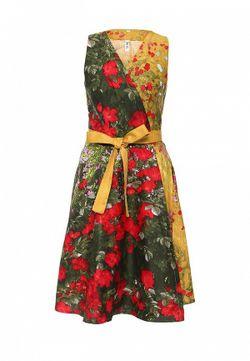 Платье Be In                                                                                                              многоцветный цвет