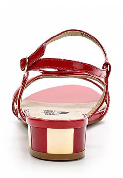 Сандалии Betsy                                                                                                              красный цвет