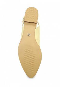 Туфли Jampelisabeth J&Elisabeth                                                                                                              желтый цвет