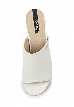 Сабо Betsy                                                                                                              белый цвет