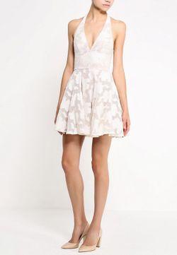 Платье Bebe                                                                                                              Молочный цвет