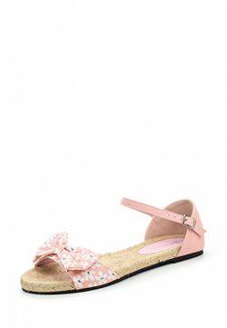 Сандалии Befree                                                                                                              розовый цвет