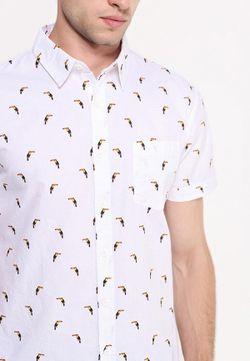 Рубашка Befree                                                                                                              белый цвет