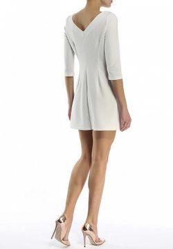 Платье Befree                                                                                                              белый цвет