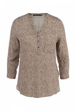 Блуза Befree                                                                                                              бежевый цвет