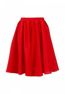 Юбка Befree                                                                                                              красный цвет