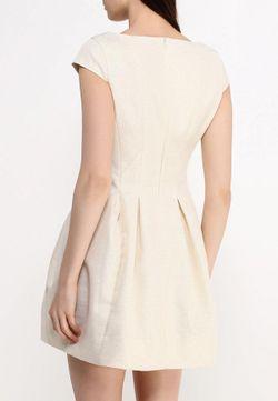 Платье Befree                                                                                                              золотой цвет