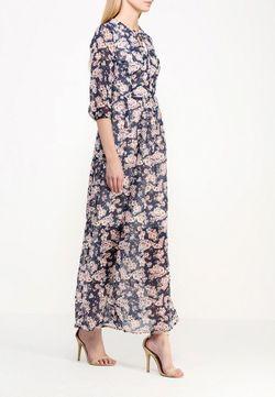 Платье Befree                                                                                                              многоцветный цвет