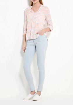 Блуза Befree                                                                                                              розовый цвет