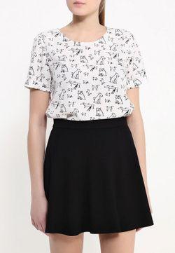 Блуза Befree                                                                                                              многоцветный цвет