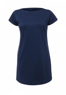 Платье Befree                                                                                                              синий цвет