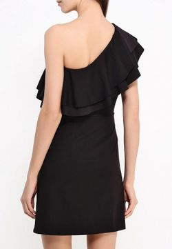 Платье Befree                                                                                                              чёрный цвет