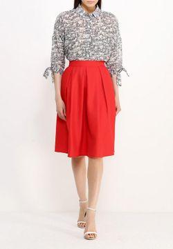Блуза Befree                                                                                                              серый цвет
