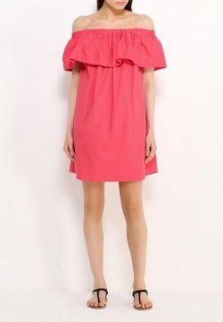 Платье Befree                                                                                                              розовый цвет