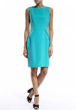 Платье Bestia                                                                                                              Бирюзовый цвет