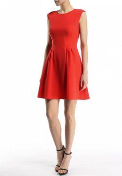 Платье Bestia                                                                                                              красный цвет