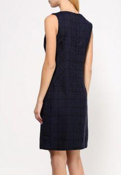 Платье Bestia                                                                                                              синий цвет