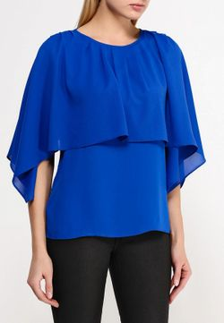 Блуза Bestia                                                                                                              синий цвет