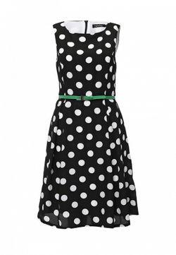 Платье Bestia                                                                                                              черный цвет