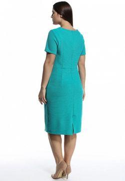 Платье Bestia Donna                                                                                                              Бирюзовый цвет