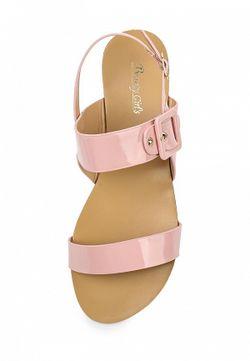 Сандалии Beauty Girls                                                                                                              розовый цвет