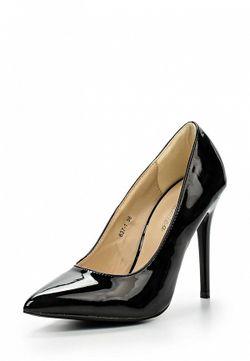 Туфли Bellamica                                                                                                              чёрный цвет