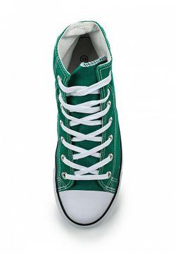 Кеды Bella Comoda                                                                                                              зелёный цвет