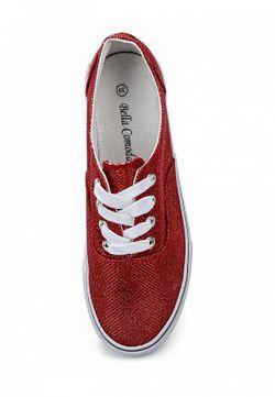 Кеды Bella Comoda                                                                                                              красный цвет