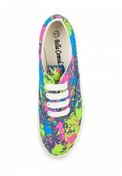 Кеды Bella Comoda                                                                                                              многоцветный цвет
