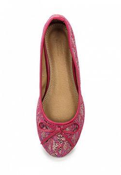 Балетки Benini                                                                                                              розовый цвет