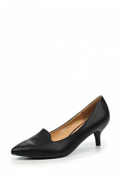 Туфли Benini                                                                                                              черный цвет