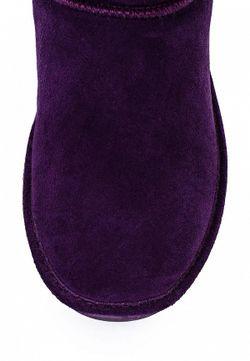 Угги Bearpaw                                                                                                              фиолетовый цвет