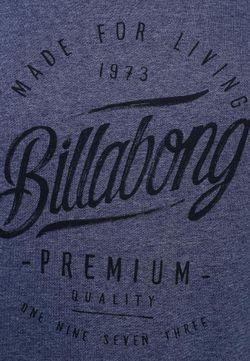 Свитшот Billabong                                                                                                              синий цвет